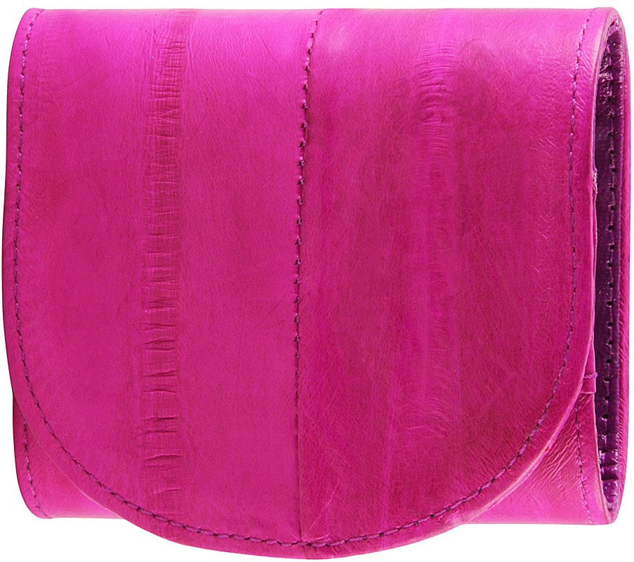 Hot Pink Purse Purse Eel W006 Hot Pink