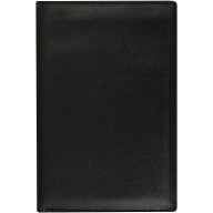 Genuine cow leather wallet FA201FN Black