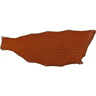 Genuine fish skin FSK01-NL-BR Brown