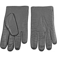 Genuine peccary leather gloves PECGL04 Black