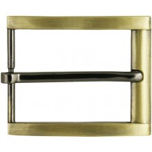 Belt buckle B044763-8-35 Brass