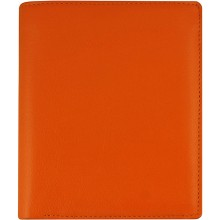 Genuine cow leather wallet FA203FOR Orange
