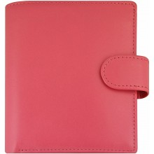 Genuine cow leather wallet FA211IFRC Pink