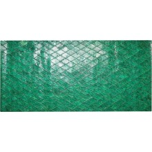 Genuine chicken leather panel HSKPAN02 Antique Green