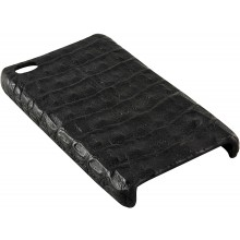 Genuine alligator iPhone 4 / 4S case IPHONE4-AL28MD Black