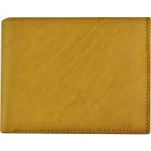 Genuine cow leather wallet P40 Beige