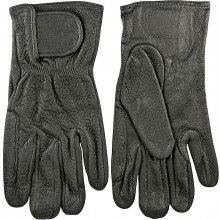Genuine peccary leather gloves PECGL01 Black