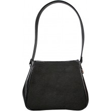 Genuine shark leather bag SHARK2173 Black